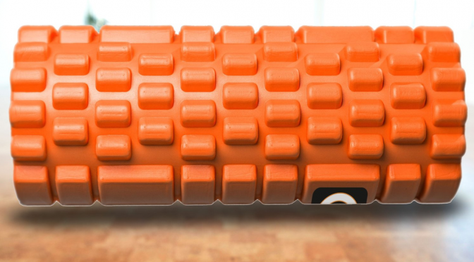 Review: MyQuest Trigger Point Massage Foam Roller