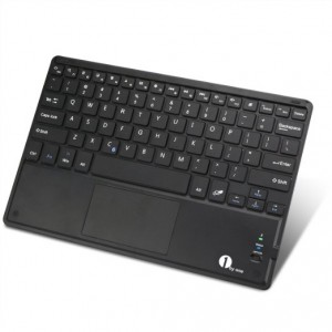 1byone Bluetooth Keyboard With Trackpad