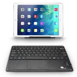 1byone Bluetooth Keyboard With Trackpad with iPad
