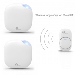 1byone Easy Chime wireless doorbell