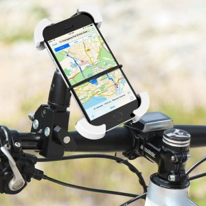 Universal Adjustable Bike Mount for Cell Phones and GPS