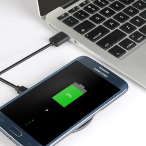 1byone wireless charger charging