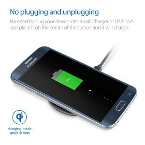 1byone wireless charger qi