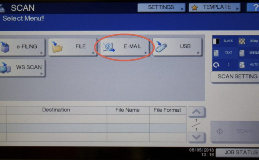 SOLVED! Scan to Email not working on Sharp MFP with Office 365